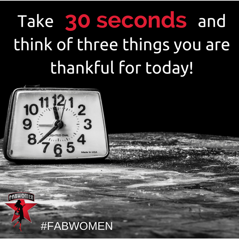 FABWOMEN 30 seconds