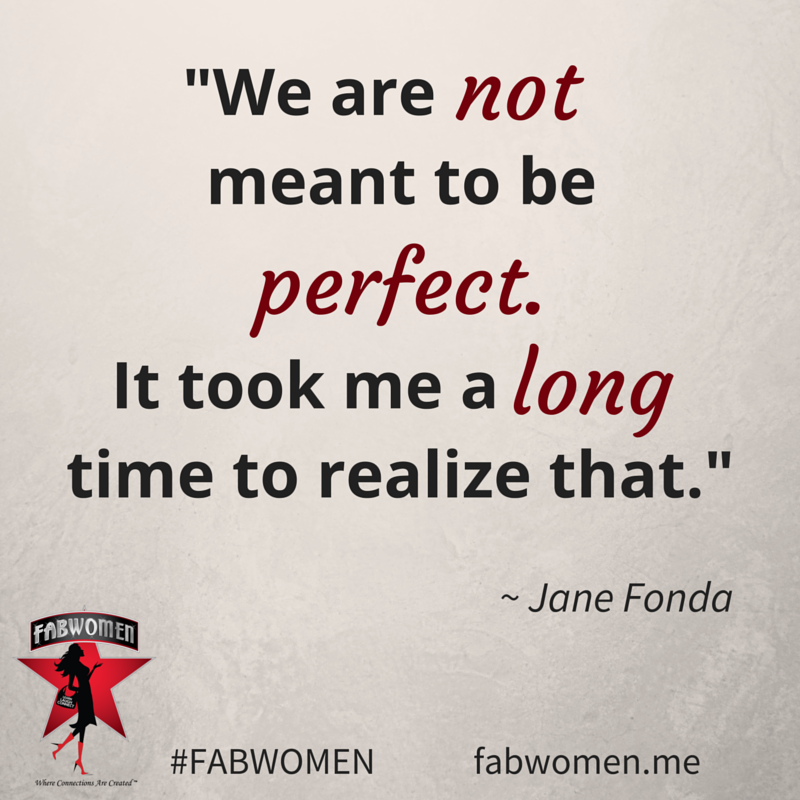 FABWOMEN Jane Fonda Quote