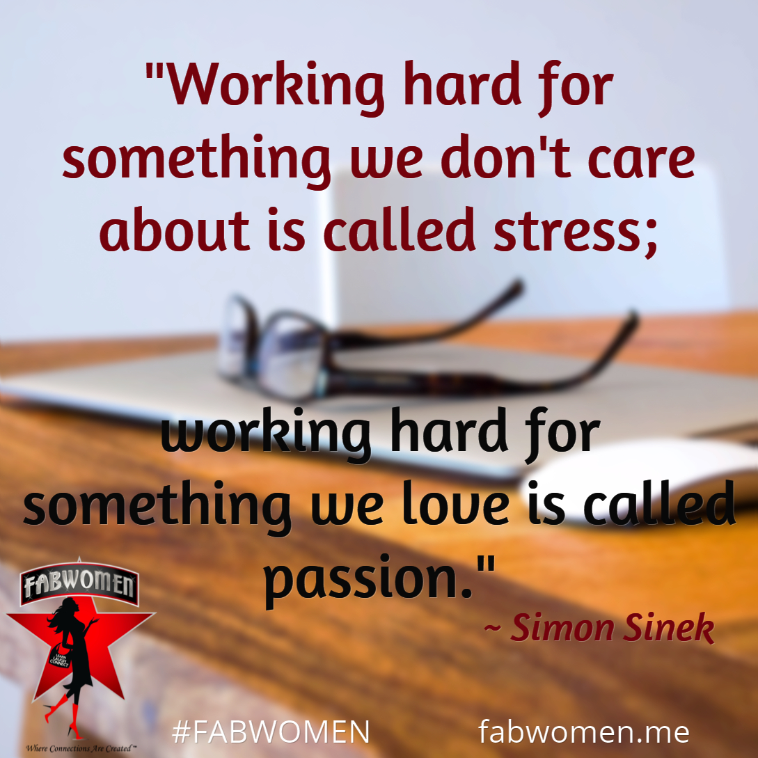 FABWOMEN Work Hard
