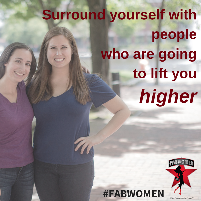 FABWOMEN people lift higher