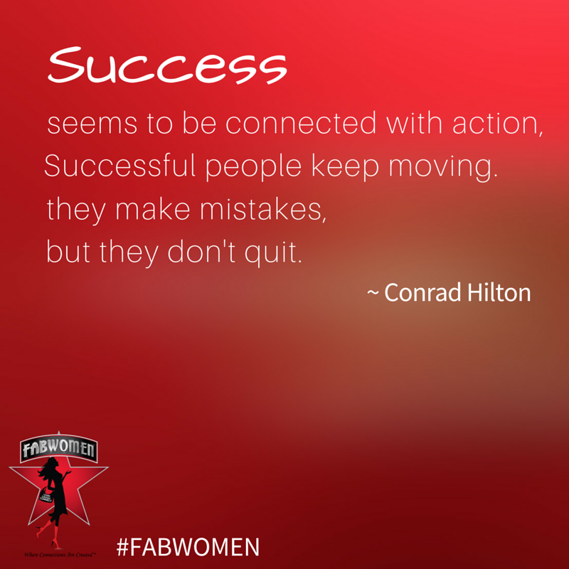 FABWOMEN success
