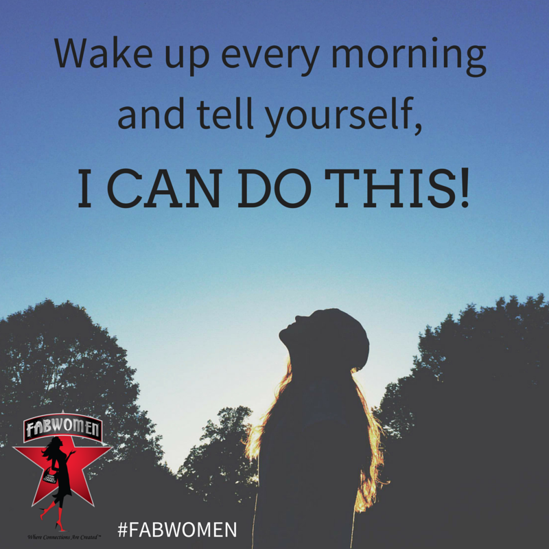 fabwomen i can do this