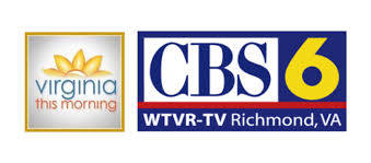 Virginia This Morning/ Channel 6 News logos