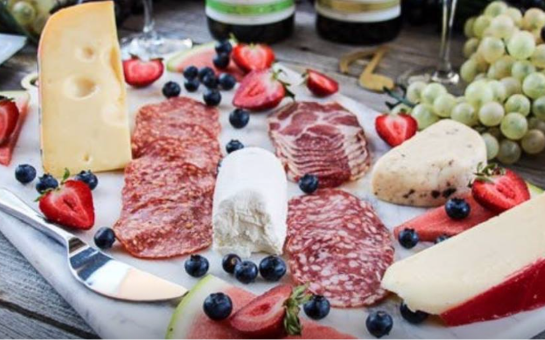 Charcuterie & Wine Pairing Party for Members Only